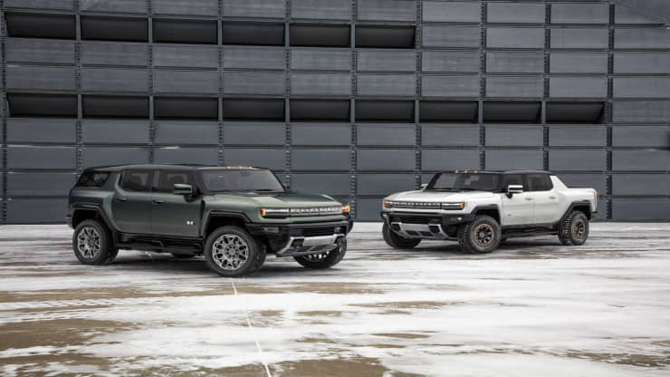 Hàng loạt gã khổng lồ xe hơi tham gia vào kỷ nguyên xe điện