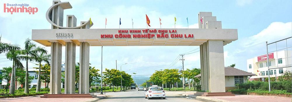 Khu công nghiệp Bắc Chu Lai, là KCN có tổng diện tích 361 ha, tại xã Tam Hiệp, huyện Núi Thành. Có vị trí đắc địa, thuận lợi.
