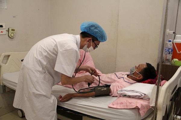 Thanh Hoá: Bệnh viện Đa khoa Hợp Lực sẵn sàng tiếp nhận bệnh nhân ung bướu từ tuyến trên về điều trị do dịch COVID-19