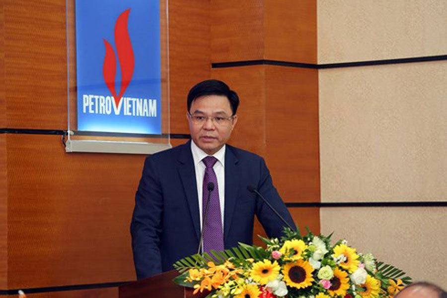 Ông Lê Mạnh Hùng - Tổng Giám đốc Tập đoàn dầu khí Việt Nam. Nguồn ảnh: Internet