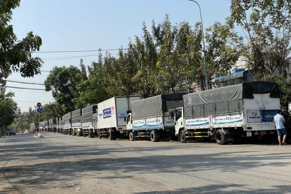 Cưỡng chế phong tỏa tài khoản của Dịch vụ vận tải Nam Phú Yên