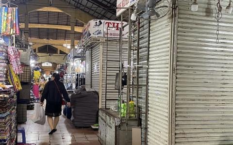 TP.HCM: Đề xuất hỗ trợ 76 tỉ đồng cho tiểu thương chợ truyền thống