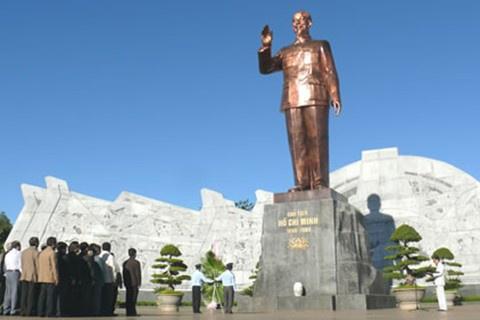 Khởi công xây dựng tượng đài Bác Hồ tại TP. Phú Quốc trong dịp Quốc khánh