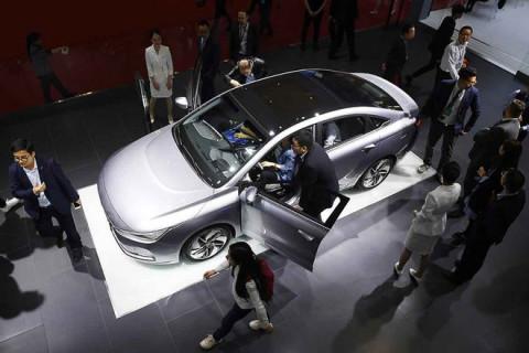 Indonesia phấn đấu chỉ bán xe điện từ năm 2050