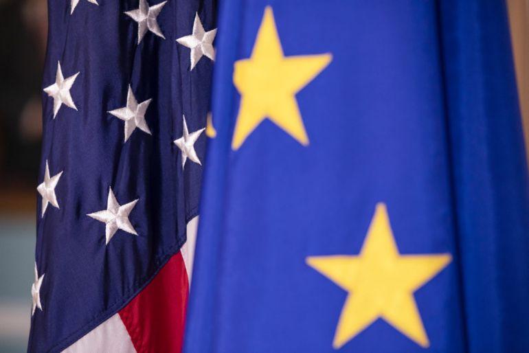 Mỹ và Châu Âu sẽ thành lập một hội đồng thương mại và công nghệ chung để hạn chế những thách thức từ Trung Quốc