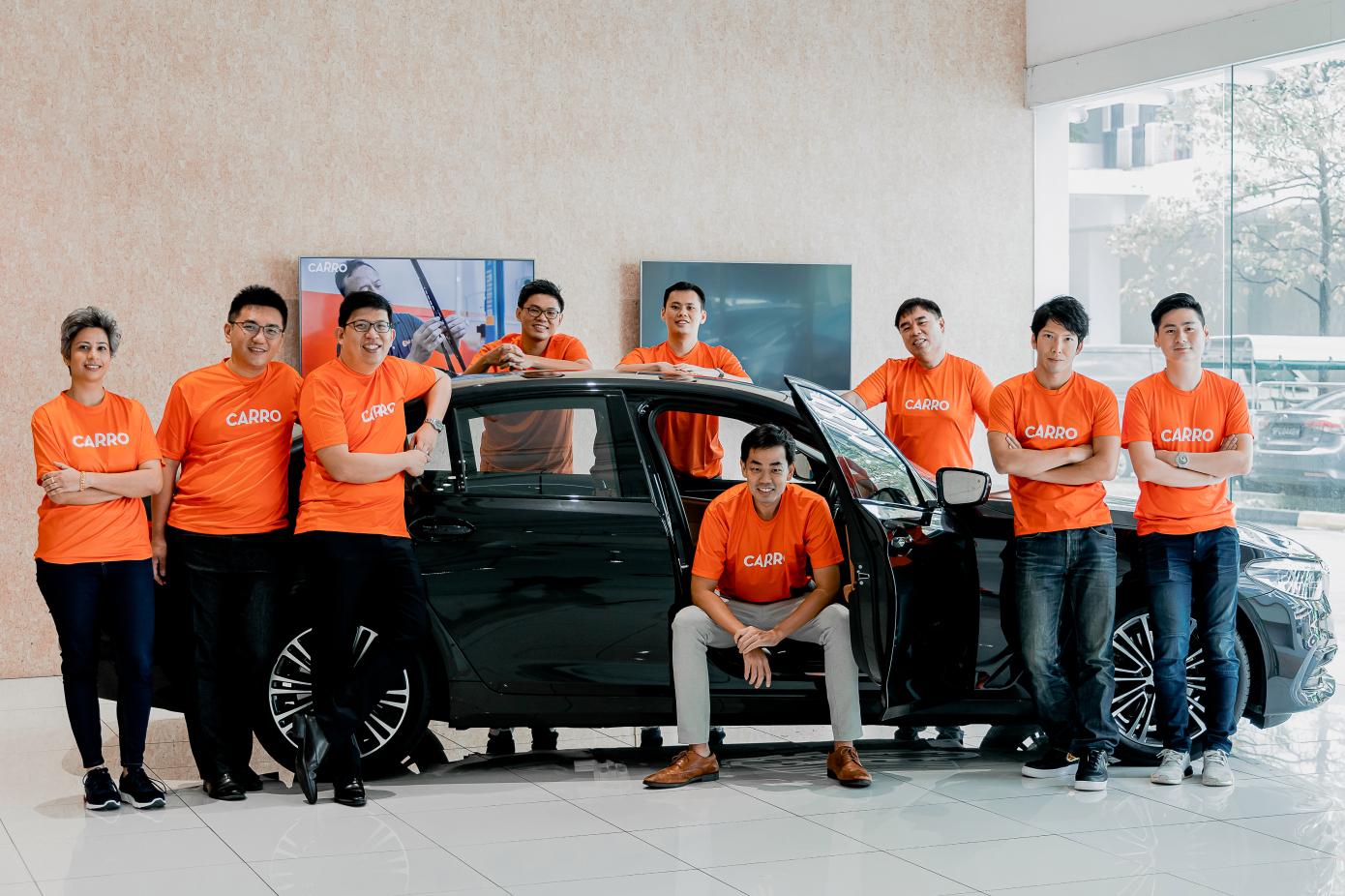 Carro , một trong những thị trường ô tô lớn nhất ở Đông Nam Á