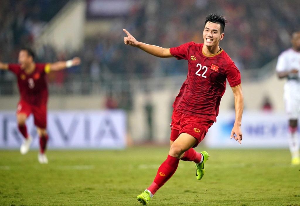 Tiền đạo Tiến Linh - Niềm hy vọng của đội tuyển Việt Nam