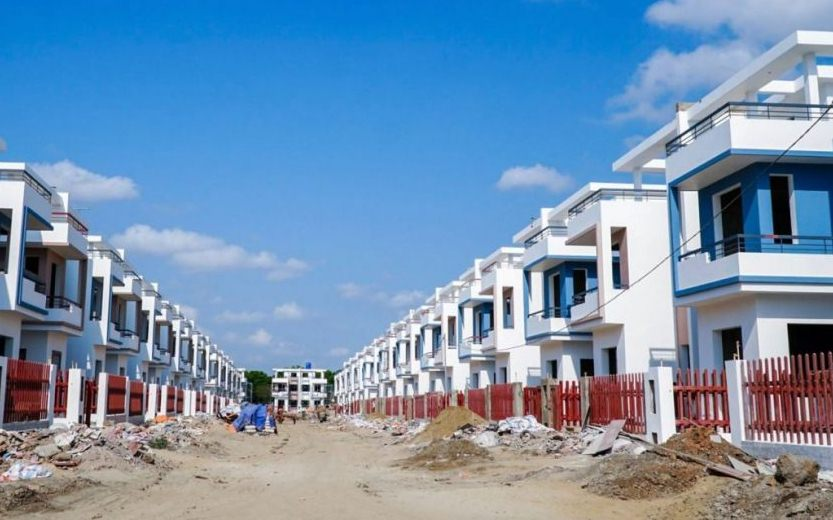 Thanh tra toàn diện, gần 500 căn biệt thự, nhà liền kề không phép do Công ty CP Đầu tư LDG làm chủ đầu tư