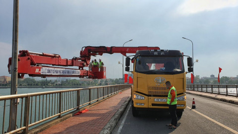 Cao Bằng: Từng bước chuyên nghiệp hóa công tác bảo trì đường bộ
