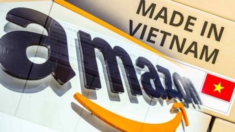 Amazon đẩy mạnh tìm kiếm các thương gia Việt Nam để cạnh tranh trực tiếp với Alibaba