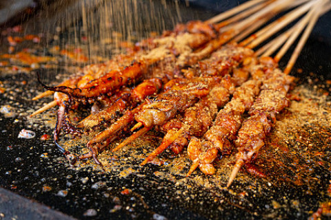 Đánh bại Nhật Bản, Hàn Quốc, ngành thịt nướng Trung Hoa trở lại đường đua