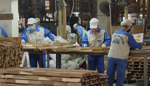 Xuất khẩu sản phẩm gỗ sang EU tăng vọt trong 4 tháng đầu năm