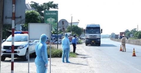 Quảng Bình: Thành lập Chốt kiểm soát phòng, chống dịch Covid-19 trên tuyến đường Hồ Chí Minh tại xã Kim Thủy