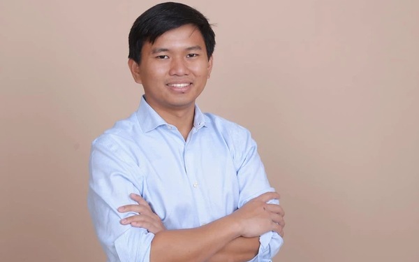 Phạm Đình Quốc Vương - triệu phú đô la trên xứ sở cờ hoa - hiện là CEO của công ty Fastboy Marketing. Nguồn ảnh: Internet