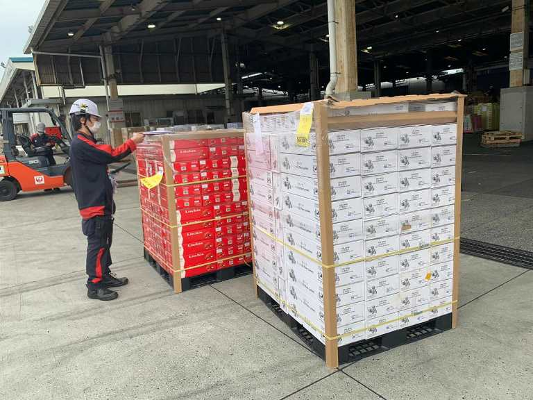 Thêm kênh nhập khẩu mới vải thiều Việt Nam vào Nhật Bản