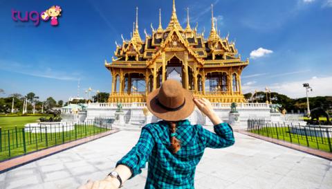 Thái Lan đang chủ động trong việc mở cửa ra thế giới nhằm kích thích du lịch