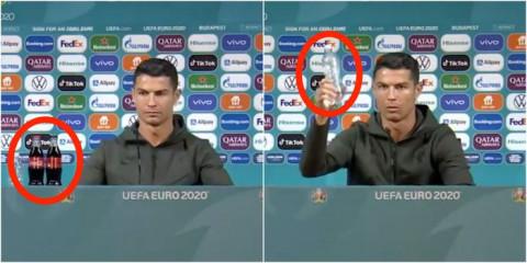 Cristiano Ronaldo có phải chịu án phạt vì hành động thiếu chuyên nghiệp?