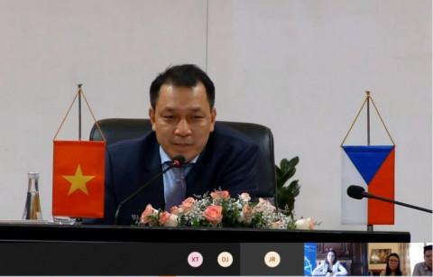 """Thứ trưởng Đặng Hoàng An: """"Việt Nam và Cộng hòa Séc đang phát triển tốt và cùng hội nhập sâu vào nền kinh tế thế giới và khu vực"""""""