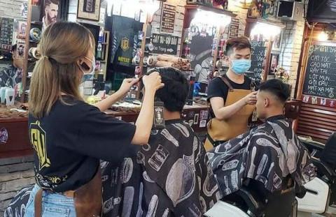 Có hay không hợp lý, khi dịch vụ cắt tóc, gội đầu…phải nộp thuế 7%