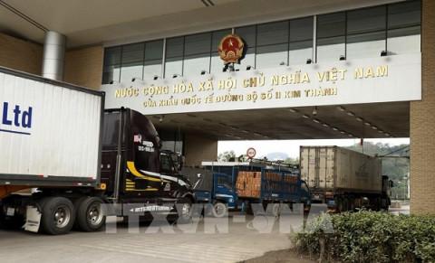 Lào Cai: Thắt chặt quản lý đối với đội ngũ lái xe qua cửa khẩu Kim Thành