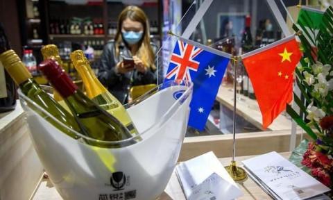 Australia kiện Trung Quốc lên WTO vì áp thuế nhập khẩu rượu vang quá cao