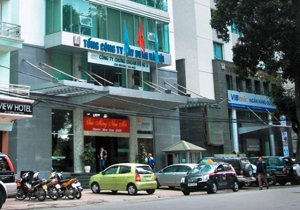 Tổng công ty Xây dựng Hà Nội