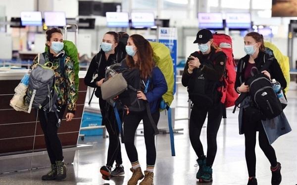 Bổ sung giấy tờ sử dụng đi máy bay của hành khách quốc tịch nước ngoài đi các chuyến bay nội địa