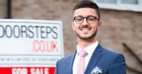 Con đường trở thành triệu phú tự thân trẻ nhất nước Anh của Akshay Ruparelia