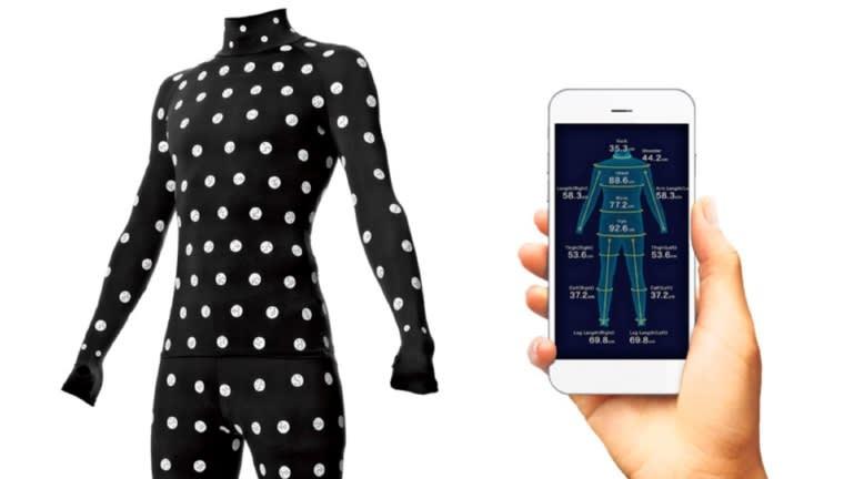 Zozosuit đầu tiên là một thất bại, nhưng công nghệ đo lường bắt nguồn từ dự án hiện có thể được sử dụng để giúp các thương gia trên Zozotown phát triển quần áo.