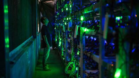 Bitcoin giảm khi Trung Quốc tăng cường đàn áp khai thác tiền điện tử