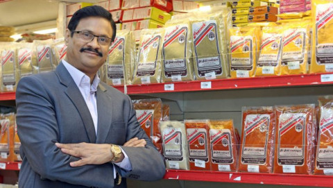 Con đường đi tới thành công của doanh nhân Dhananjay Datar