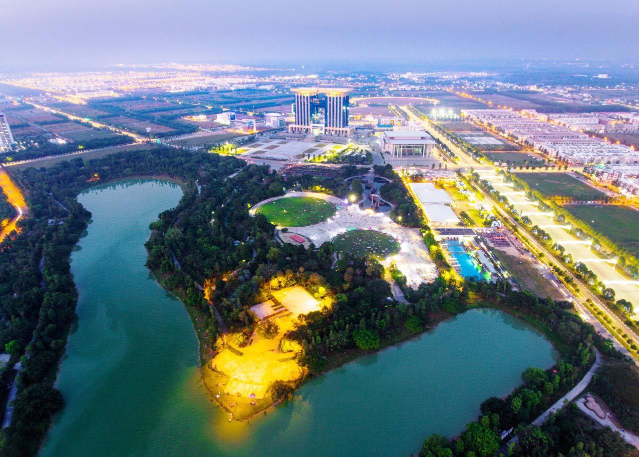 Bình Dương đang dần trở thành thành phố đáng sống nhất Việt Nam.