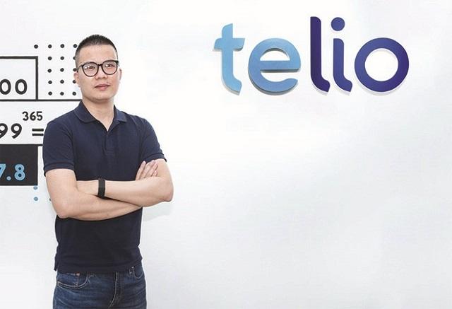 Bùi Sỹ Phong, CEO của Telio. Ảnh: Telio.