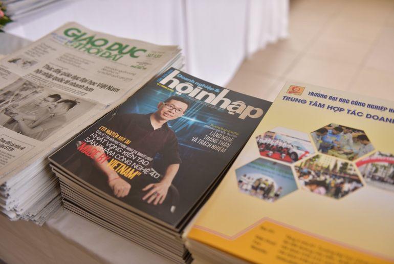 Báo chí chính là cầu nối hữu hiệu giữa doanh nghiệp với nhà nước và cộng đồng doanh nghiệp