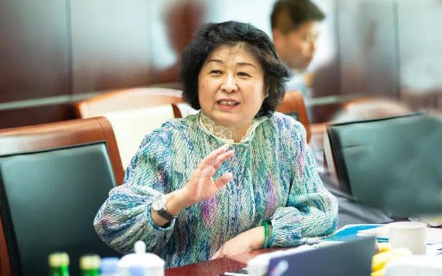 Nữ tỷ phú Zhang Yin. Nguồn: Internet