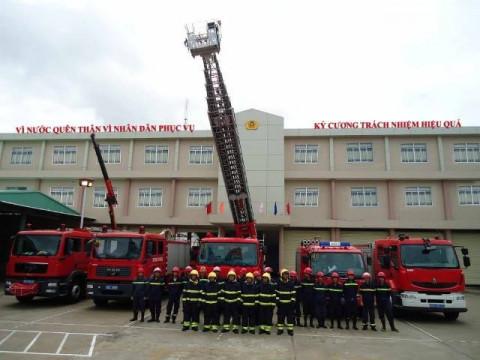 Nghệ An yêu cầu bổ sung quy hoạch hạ tầng phòng cháy và chữa cháy vào quy hoạch tỉnh