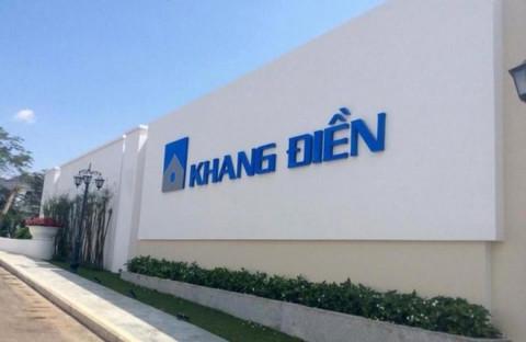 Nhà Khang Điền - KDH lý giải việc không trả cổ tức bằng tiền mặt