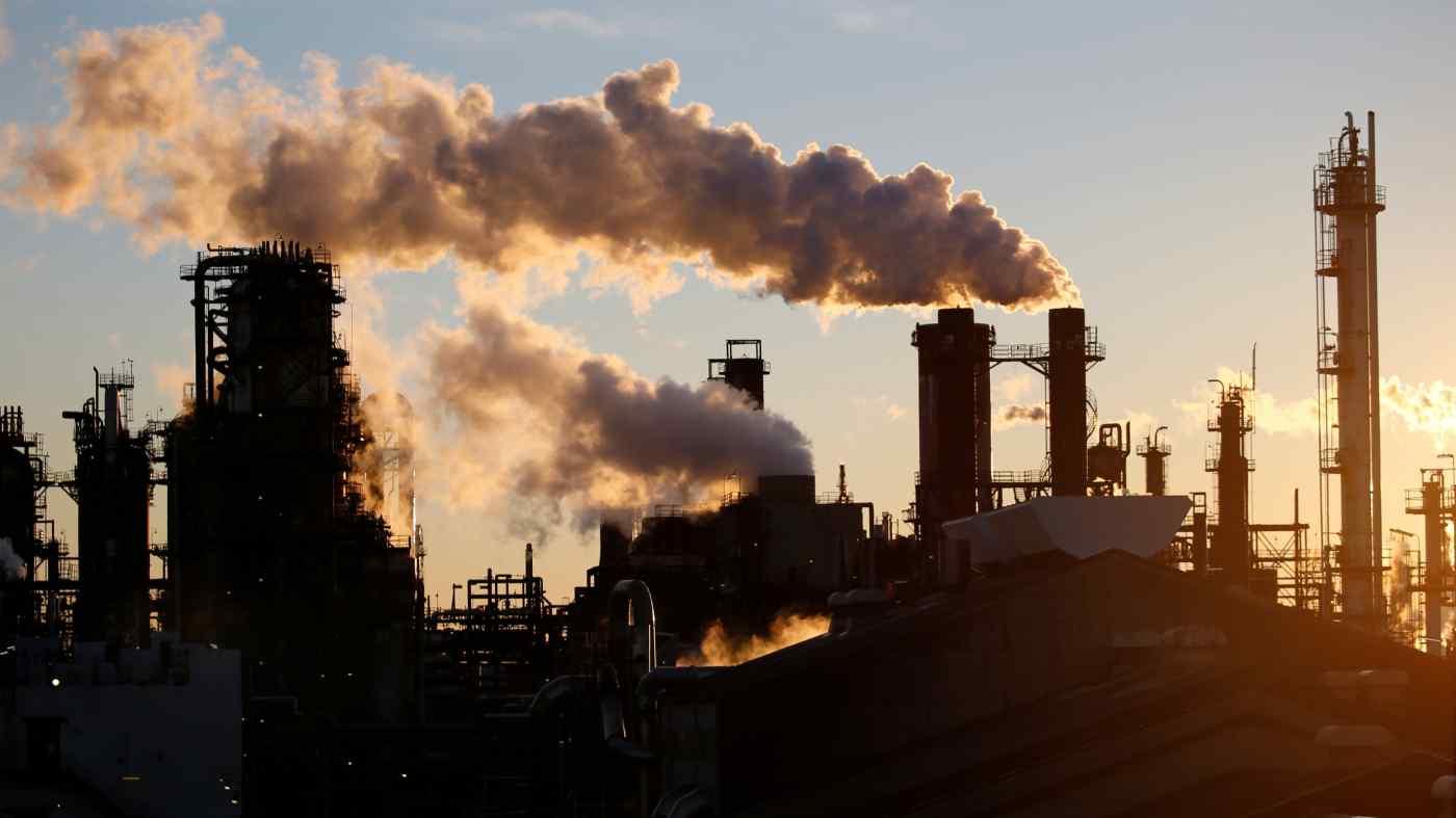 Các doanh nghiệp tham gia sẽ theo đuổi các dự án bơm carbon dioxide vào lòng đất gần nơi nó được thải ra và để hóa lỏng CO2 để có thể vận chuyển đến các quốc gia có nhiều chỗ để lưu trữ. © Reuters