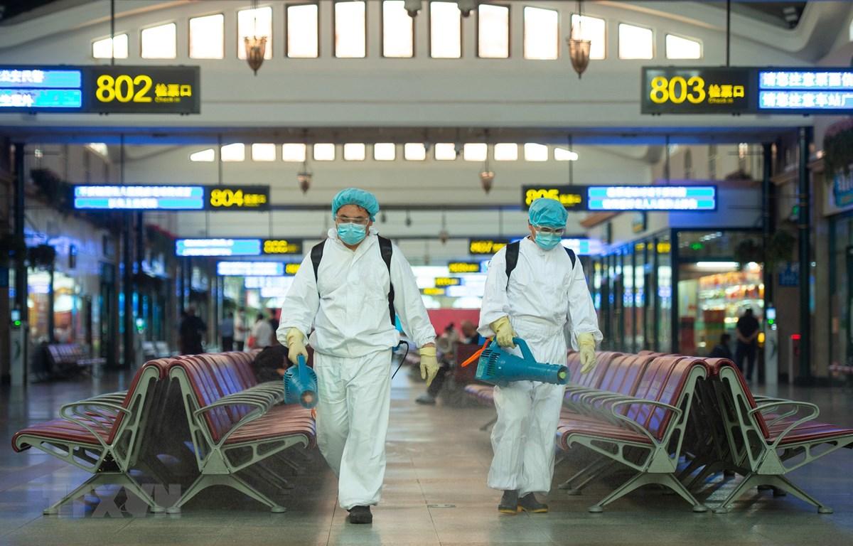 Đại dịch Covid-19 đã lộ rõ cả ưu điểm và khuyết điểm của hệ thống sức khoẻ của Trung Quốc