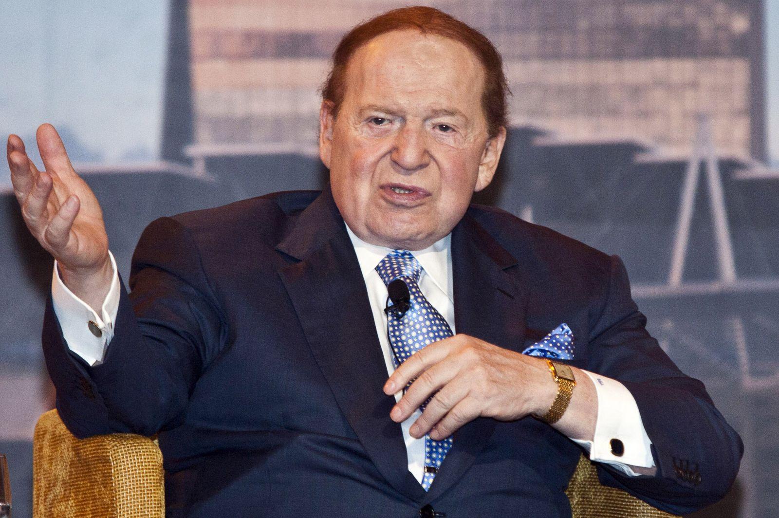 Sheldon Gary Adelson. Nguồn ảnh: Internet
