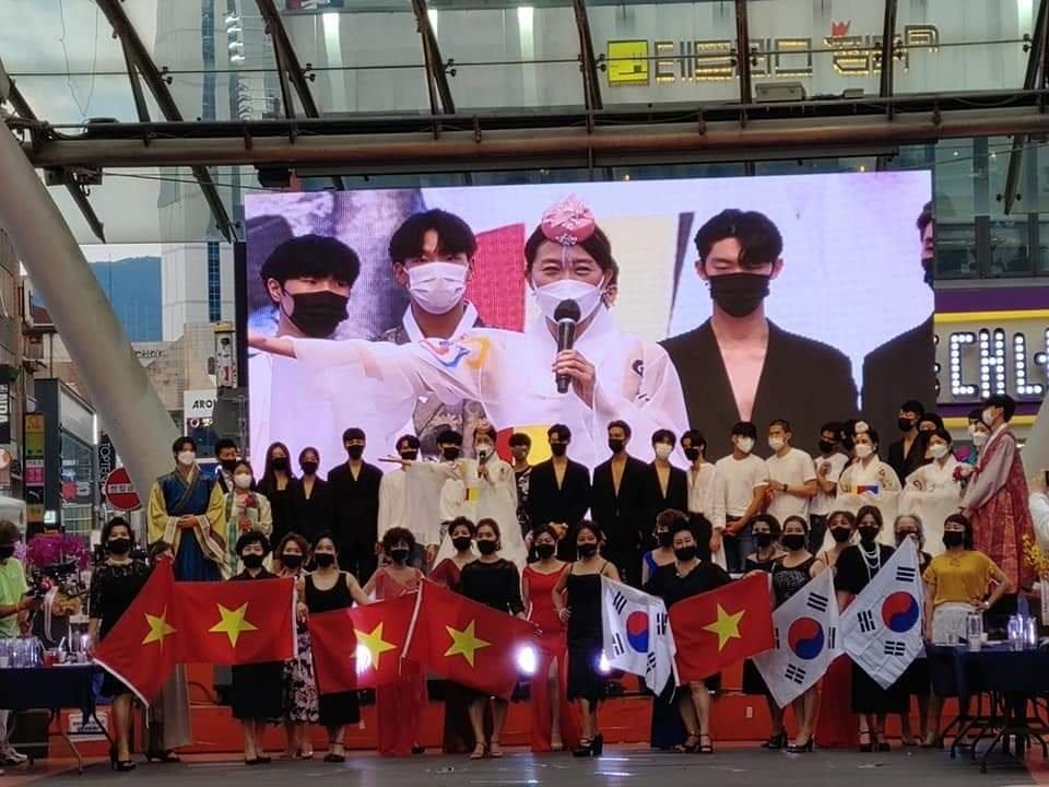 Nguyện vọng mang tấm lòng thiện tâm mang sức lan tỏa tạo động lực cùng nhau kết nối Hàn –Việt thành một