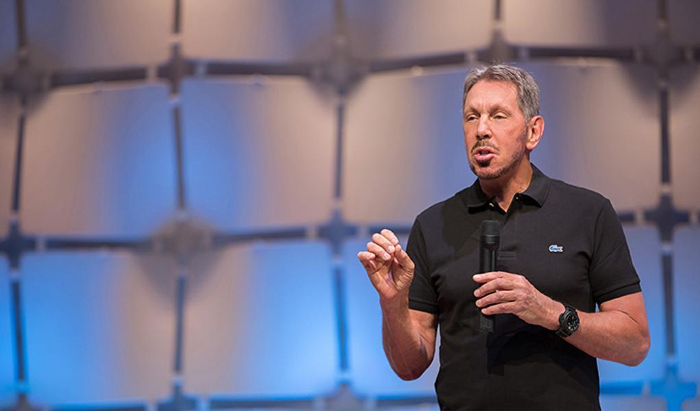 Lawrence Joseph Elliso là nhà sáng lập tập đoàn Oracle nổi tiếng trên thế giới. Nguồn ảnh: Internet