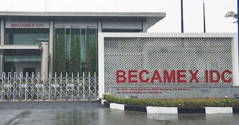 Becamex sắp nhận về gần 160 tỷ đồng cổ tức từ Công ty Phát triển Hạ tầng Kỹ thuật