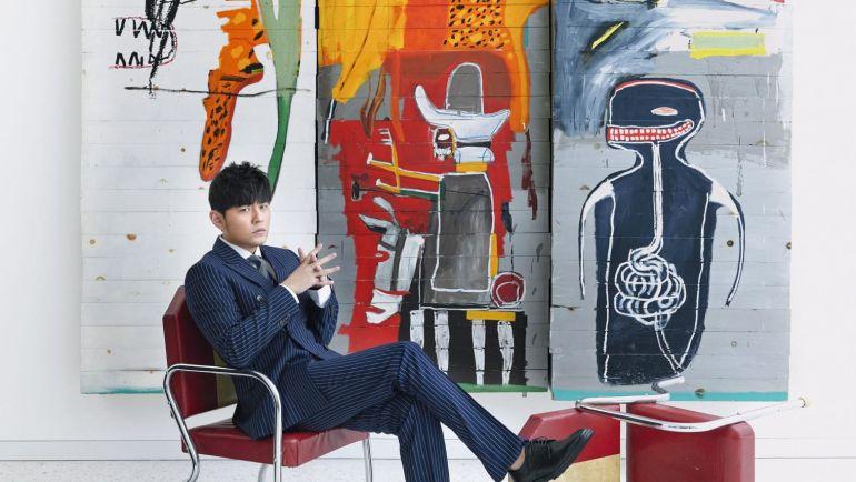 Châu Kiệt Luân: Từ minh tinh đến nhà đầu tư nghệ thuật