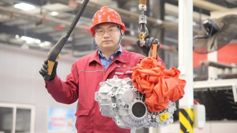 Magna International cung cấp cho các nhà sản xuất ô tô hàng đầu, bao gồm GM, BMW và Ford. (Ảnh: Magna International)