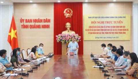 Quảng Ninh tiếp tục dẫn đầu chỉ số PAR INDEX và SIPAS