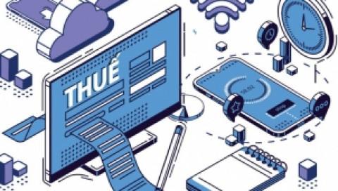 Cục Thuế Bình Định: 'Chuyển đổi số' trong quản lý hộ kinh doanh