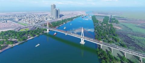 Thông báo thi tuyển phương án kiến trúc công trình cầu Nguyễn Trãi