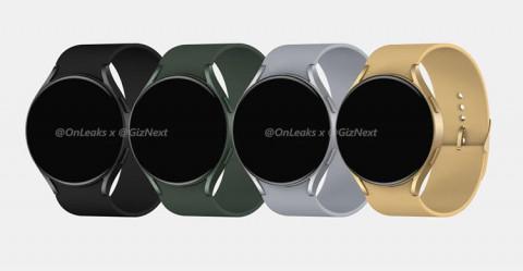 Lộ thiết kế đồng hồ Galaxy Watch Active 4: Giới trẻ ngóng đợi