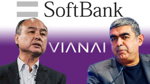 SoftBank đặt cược vào startup của cựu CEO gã khổng lồ dịch vụ công nghệ thông tin Ấn Độ Infosys